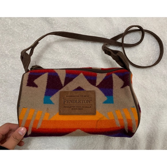 75d5d389bf Pendleton Small Duffle Bag. M 5bf65a22c61777dee0649439